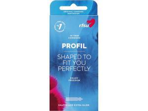 RFSU Profil kondom 10 st