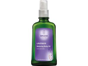 Weleda Lavender Relaxing Body Oil 100 ml