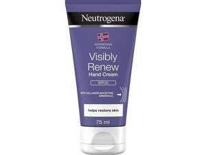 Neutrogena NF Visibly renew hand cream 75ML