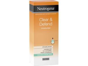 Neutrogena Clear & Defend moisturiser 50 ml