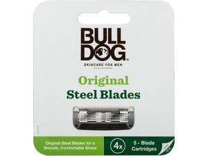 Bulldog Original steel blades 1 st